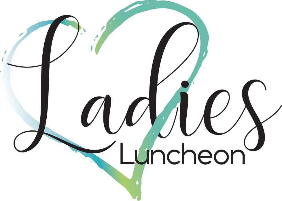 Laine Designs Logo Design - Ladies Luncheon