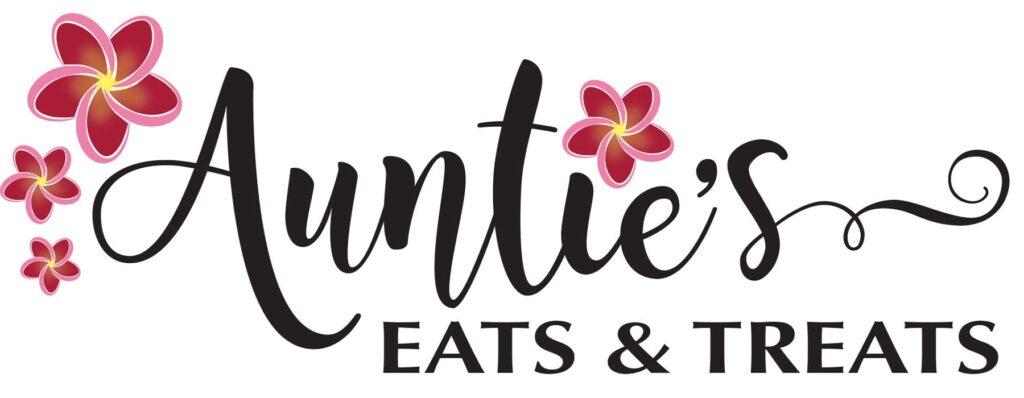 Laine Designs Logo Design Aunties Eats and Treats
